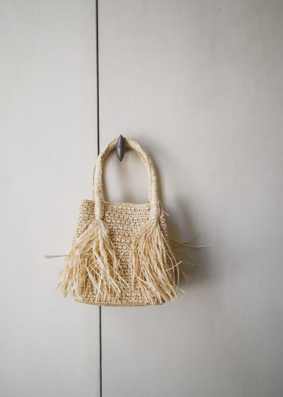 'Sahara' bag (piccola) by La Milanesa