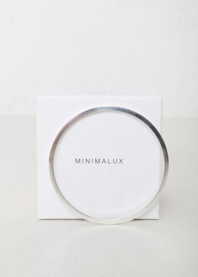 Round bangle by Minimalux
