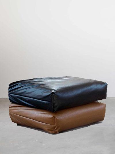 The Pillow Sofa (pouf) by KASSL Editions X Muller Van Severen