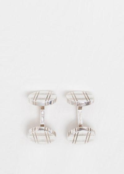 Pétanque cufflinks by Samuel Gassmann