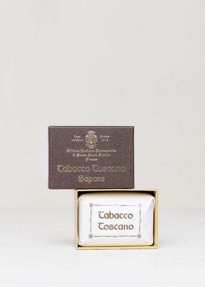 Tabacco Toscano Soap by Santa Maria Novella