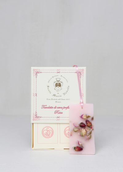 Rose Scented Wax Tablets by Santa Maria Novella