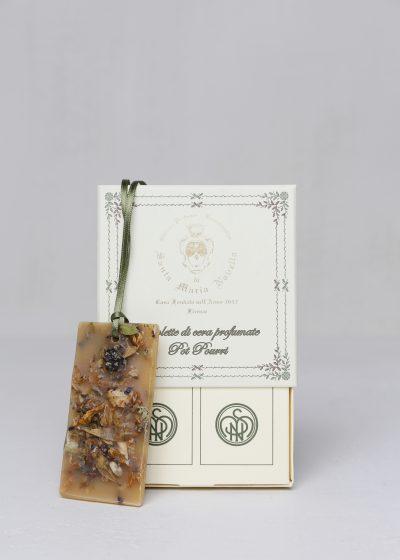 Pot Pourri Scented Wax Tablets by Santa Maria Novella