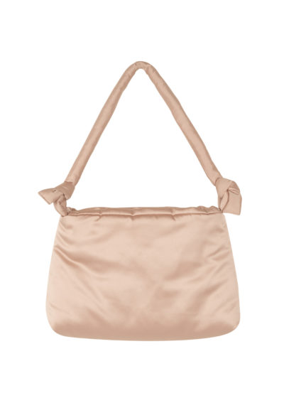 Lady bag in double satin (tea rose) by KASSL editions