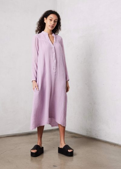 Lavender Serenity dress by Raquel Allegra
