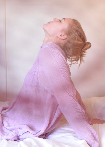 Lavender Serenity dress