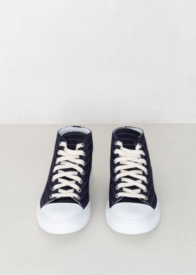 Pinstripe sneakers by Sofie D'hoore