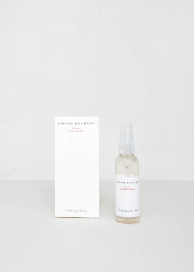 Deodorant spray by Susanne Kaufmann