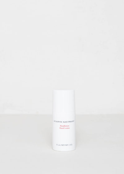 Hand lotion by Susanne Kaufmann