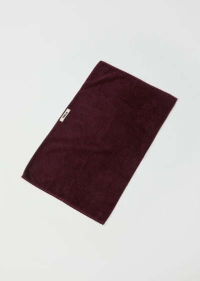 Terry Bath Towel 70x140 cm (available in 4 colors) by Tekla Fabrics