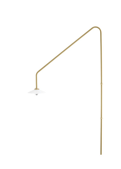 Hanging lamp no. 4 brass by Muller van Severen for valerie_objects