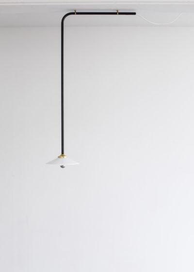 Ceiling lamp no 2 black by Muller van Severen for valerie_objects